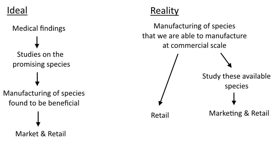 Ideal vs Reality